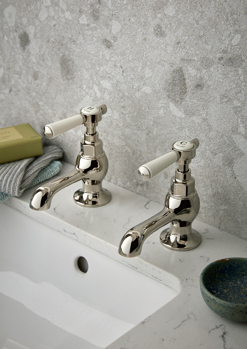 Axbridge Lever Nickel Inspiration