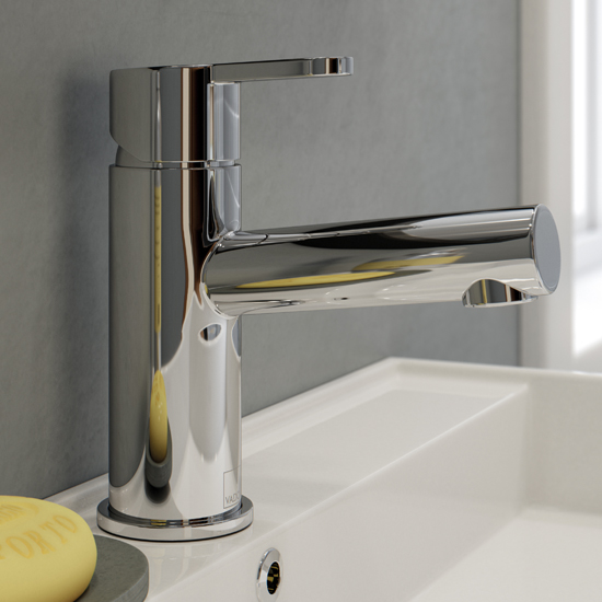 Lifestyle Photograph for a Sense Mono Basin Mixer Tap