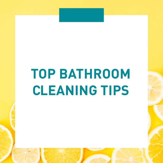 Bathroom Hygiene and Cleaning Tips