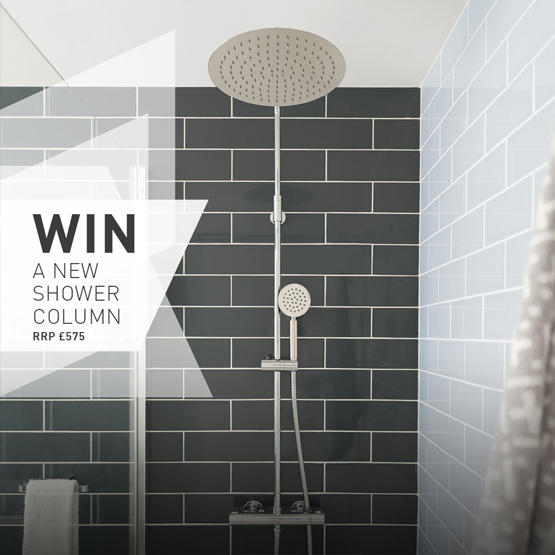 WIN a Velo Shower Column!