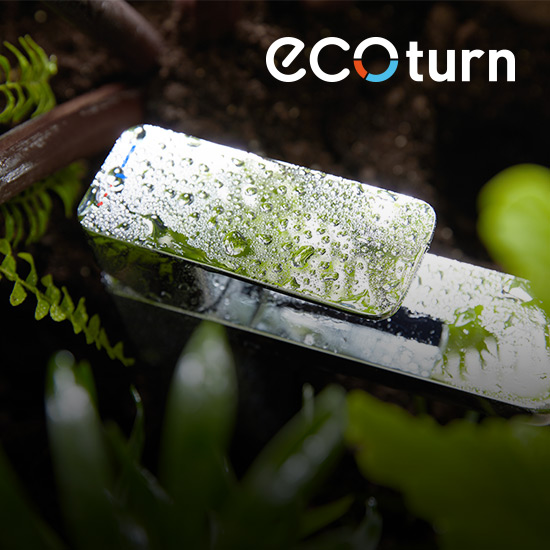 REDUCE YOUR CARBON FOOTPRINT WITH ECOTURN