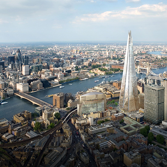 The Shard, UK