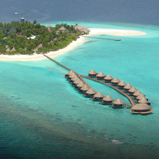 Angaga Island Resort, Maldives