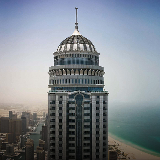 Princess Tower, Dubai