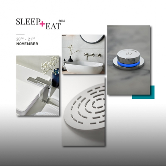 VADO are exhibiting at Sleep + Eat 2018