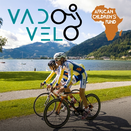 Promotional Photograph for VADO Velo Charity Event