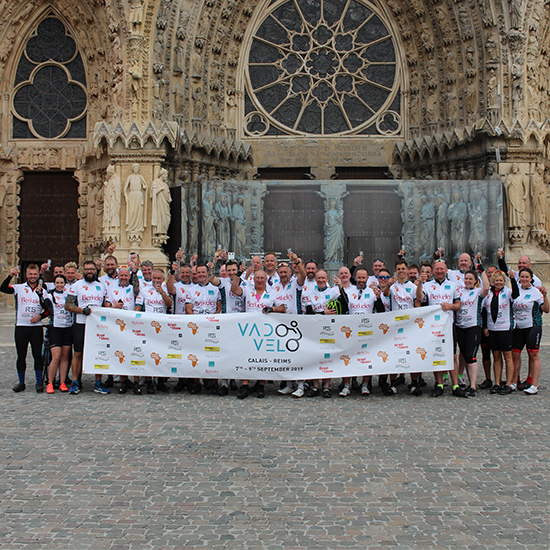 VADO Velo Raises £75,000 for Charity
