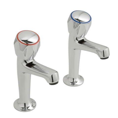Kitchen Sink Pillar Taps