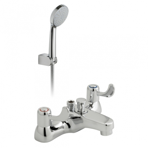 Product Photograph for an Astra Lever Bath Shower Mixer Tap with Shower Kit