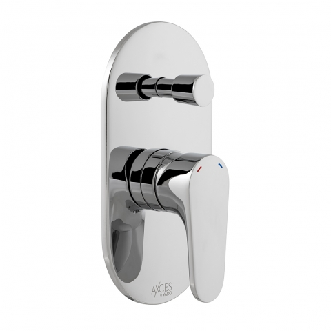 Product Photograph for an Axces by VADO Ava Manual Shower Valve with Diverter