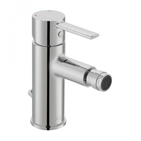 Product Photograph for an Axces by VADO Kore Mono Bidet Mixer Tap with Pop-up Waste
