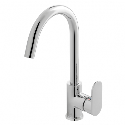 Product Photograph for an Axces by VADO Metiz Mono Kitchen Sink Mixer Tap with Swivel Spout