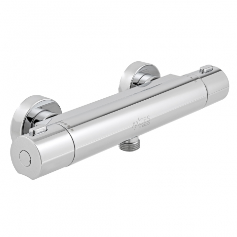 Product Photograph for an Axces by VADO Sirkel Exposed Thermostatic Shower Valve
