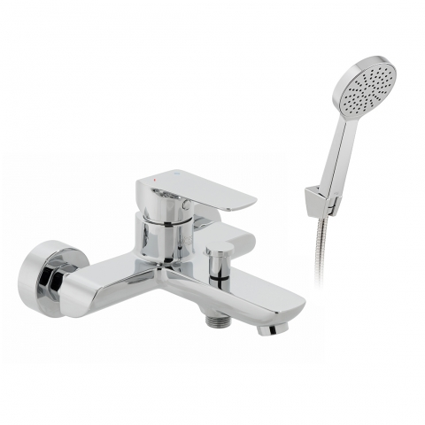 Bath Shower Mixer and Kit