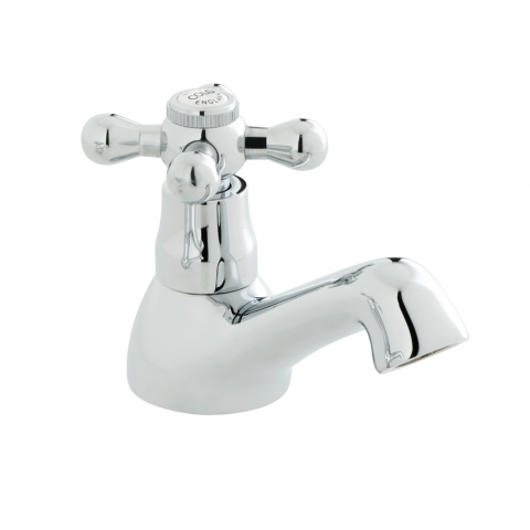 Product Photograph for an Axces by VADO Victoriana Cold Only Basin Pillar Tap