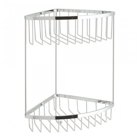 Wall Mounted Basket with Hook