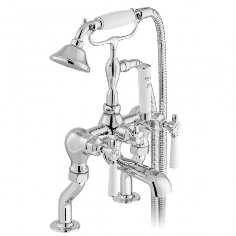 Product Photograph for a BOOTH & Co. Axbridge Bath Shower Mixer with Shower Kit