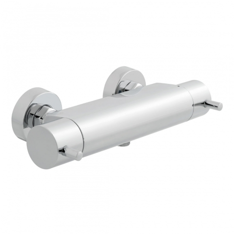 Exposed Thermostatic Shower Valve