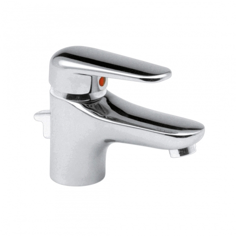 Product Photograph for a Chelsea Mono Basin Mixer Tap with Pop-up Waste