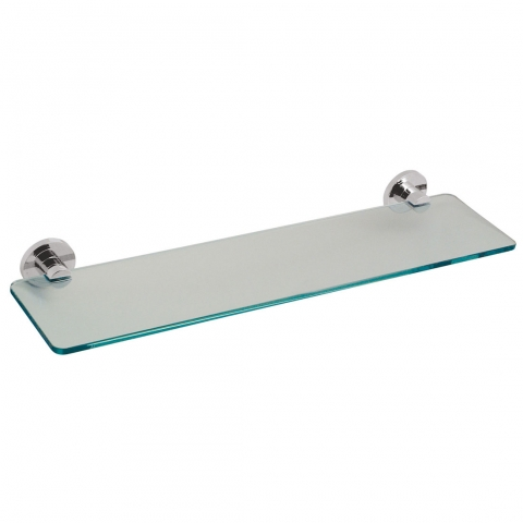558mm Frosted Glass Shelf
