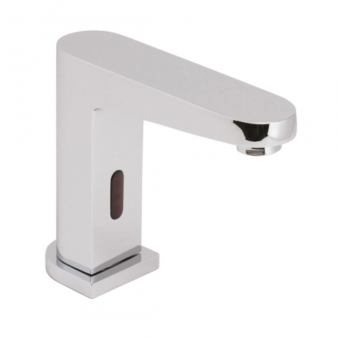 Product Photograph for an I-tech Life Infra Red Mono Basin Mixer Tap