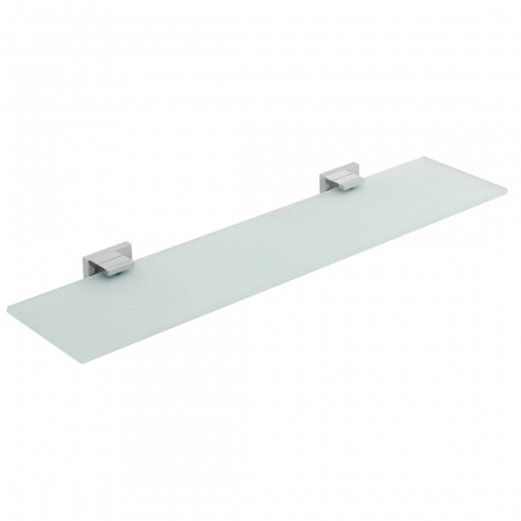 550mm Frosted Glass Shelf