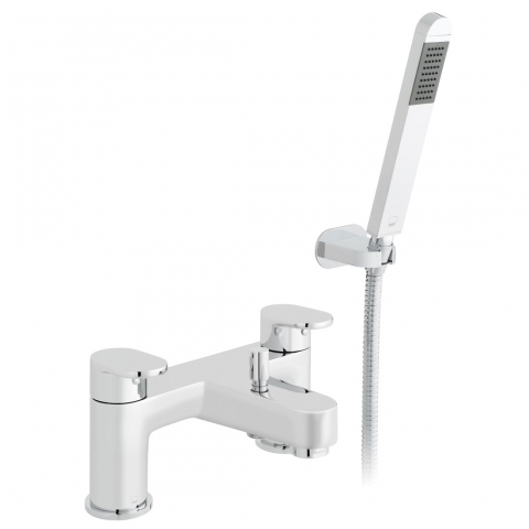 Product Photograph for a Life Bath Shower Mixer with Shower Kit
