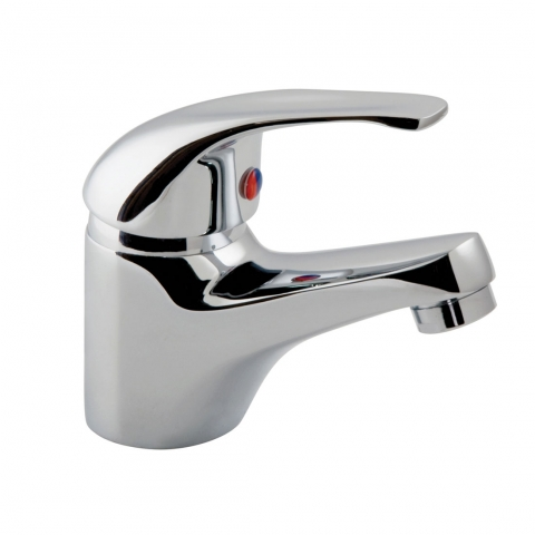 Product Photograph for a Matrix Mono Basin Mixer Tap