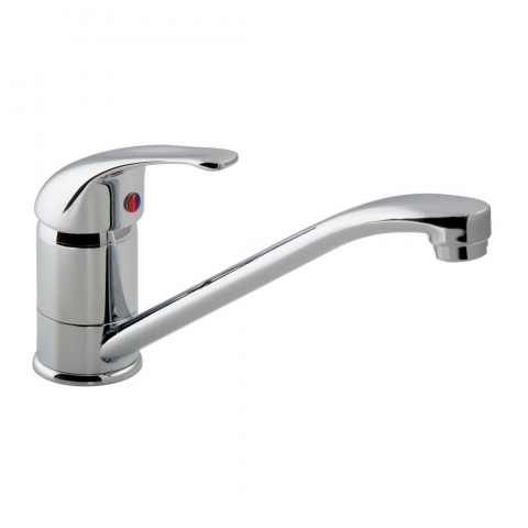 Product Photograph for a Matrix Kitchen Sink Mixer Tap