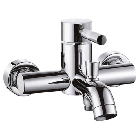 Product Photograph for an Origins Wall Mounted Bath Shower Mixer Tap