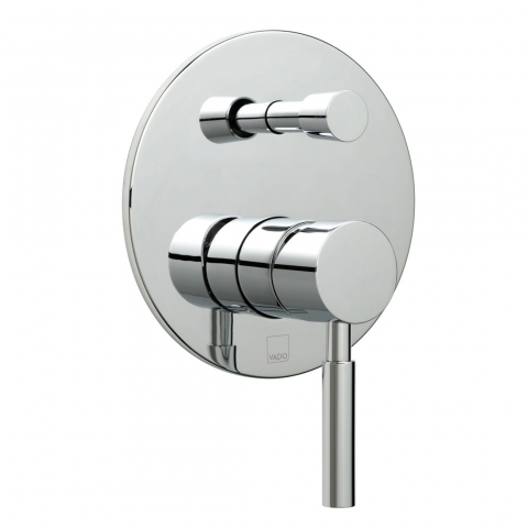 2 Outlet Single Lever Shower Valve