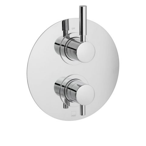 Product Photograph for a DX Origins 1 Outlet 2 Handle Thermostatic Shower Valve