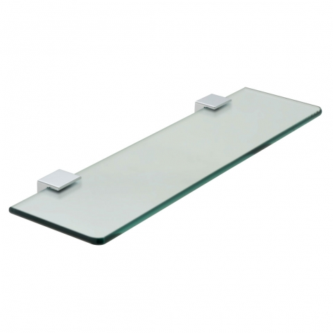 450mm Frosted Glass Shelf