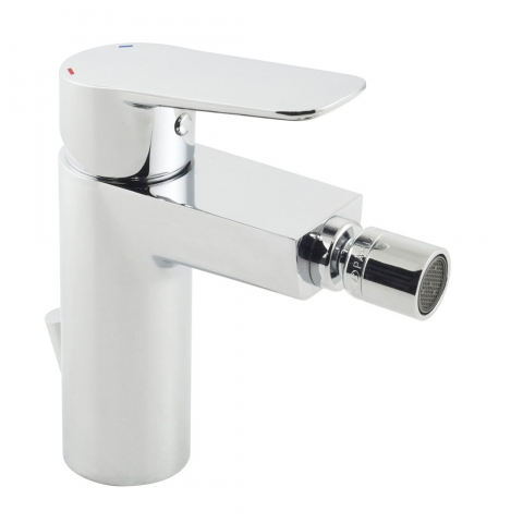 Product Photograph for a Photon Mono Bidet Mixer Tap with Pop-up Waste