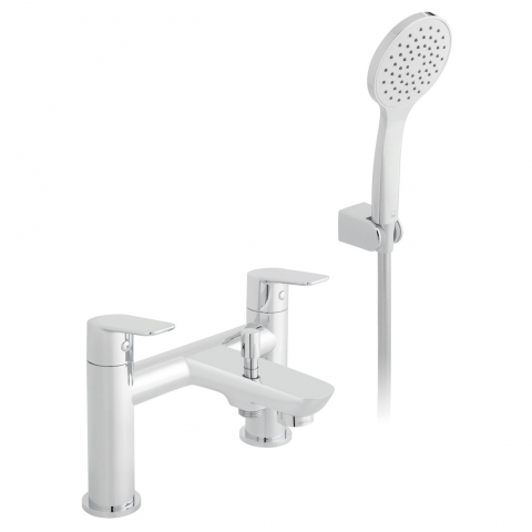 Product Photograph for a Photon Bath Shower Mixer Tap with Shower Kit