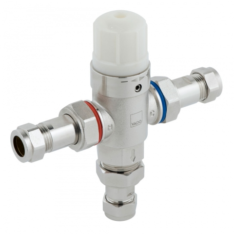 Product Photograph for a Protherm In-Line Thermostatic Valve