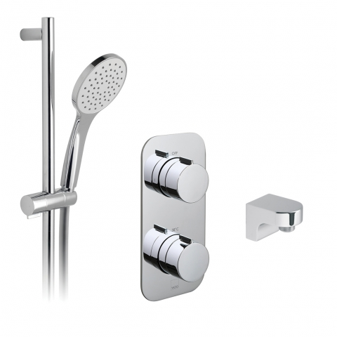 1 Outlet Thermostatic Shower Set
