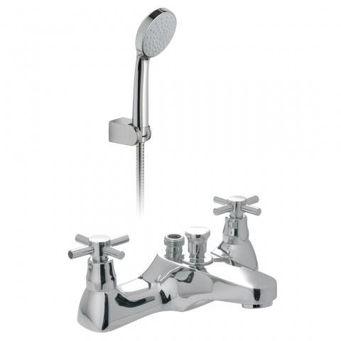 Bath Mixer with Shower Kit