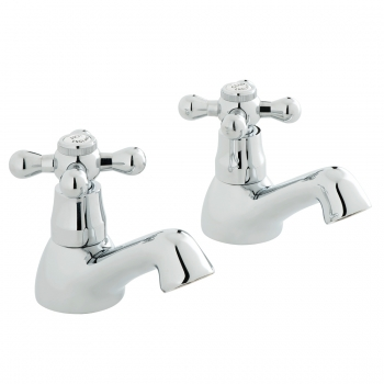 Product Photograph for an Axces by VADO Victoriana Basin Pillar Tap