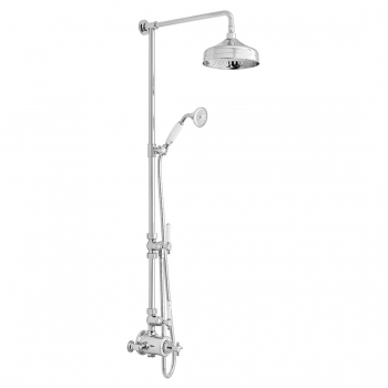 Product Photograph for a BOOTH & Co. Axbridge Thermostatic Shower Column