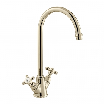 Product Photograph for a BOOTH & Co. Kitchen Sink Mixer Tap