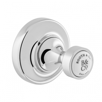 Product Photograph for a BOOTH & Co. Axbridge Robe Hook