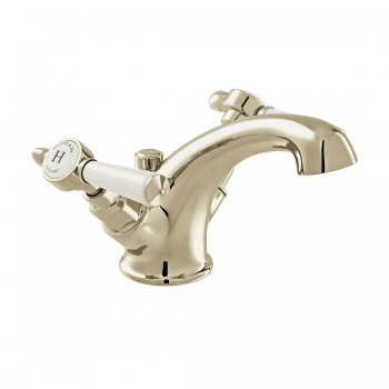 Product Photograph for a BOOTH & Co. Axbridge Mono Basin Mixer Tap