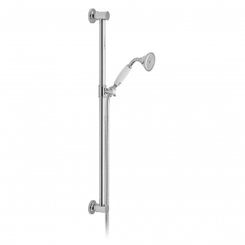 Product Photograph for a BOOTH & Co. Axbridge Single Function Slide Rail Shower Kit