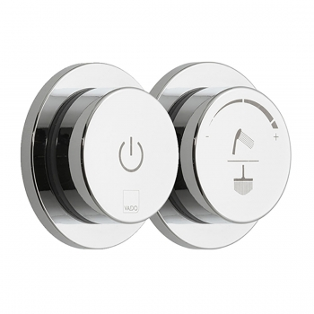 Product Photograph for a Sensori SmartDial 2 Outlet Shower Digital Control