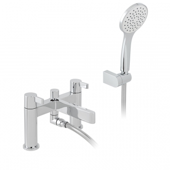 Product Photograph for an Edit Bath Shower Mixer with Shower Kit