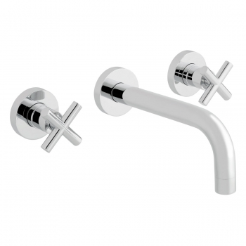 Product Photograph for an Elements Wall Mounted Basin Mixer Tap