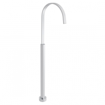 Product Photograph for a Geo Floor Spout