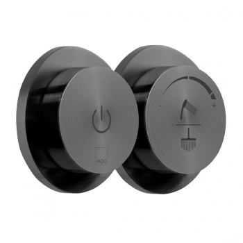 Product Photograph Featuring a Sensori SmartDial 2 Outlet Shower/Bath Control