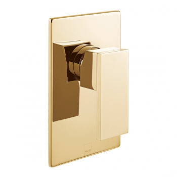 Product Photograph for an Individual by VADO Bright Gold Notion Manual Valve